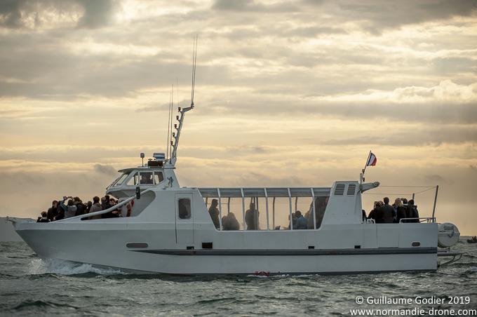 Le bateau à passagers